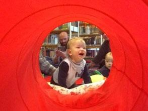 DAs Foto zeigt ein Kind beim Spielen. Foto: Lebenshilfe Soltau e. V.