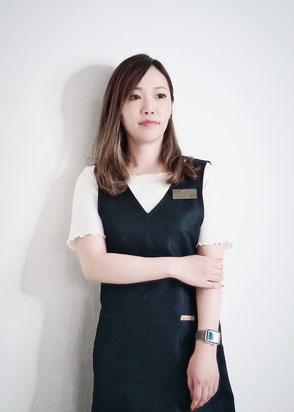 店長/渡邊(歴11年)管理美容師/松風公認インストラクター