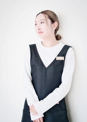 後藤(歴9年)管理美容師