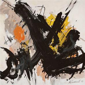Acheter Oeuvres d'Art Abstraites, Peinture Contemporaine Abstraite en Vente,  Peinture d'Art Abstraite,