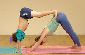 Ouder Kind Yoga Amsterdam