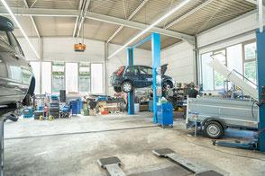 Werkstatt Autohaus Schatz