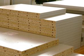 Zuschnitte aus Holz und fachgerechte Reparaturen