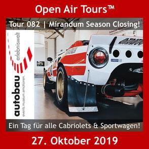Tour 082 | Mirandum!