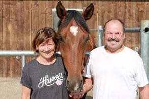Pferdepension Tüfi Bruno & Zita Jung
