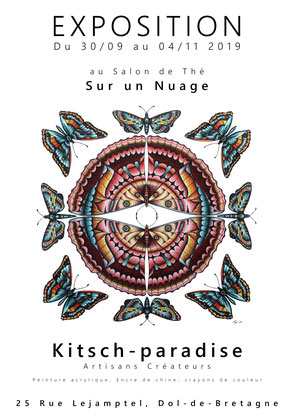 exposition kitsch-paradise