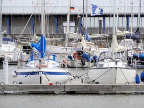 Yachthafen Cuxhaven