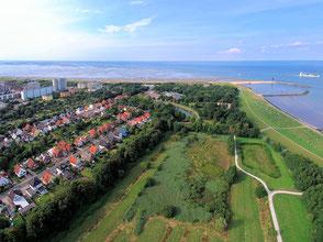 Luftbild Cuxhaven