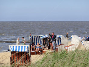 Strand Cuxhaven