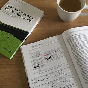 Buch Managementberichte gekonnt visualisieren