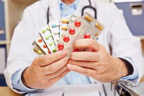 Medikamente zur Senkung des Harnsäurewerts