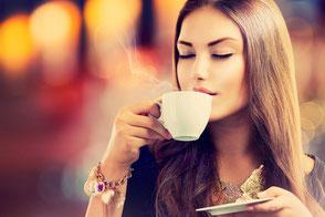 Kaffee bei Gicht