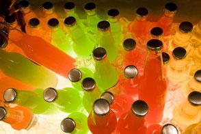 Fructosegesüßte Softdrinks