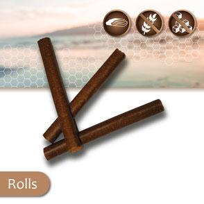 KAP-Snacks kaltgepresste Hundesnacks Rolls