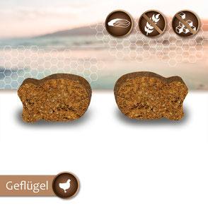 KAP-Snacks kaltgepresste Katzensnacks MiniBones, leckerlis