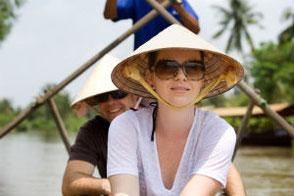 Mekong Delta Ho Chi Minh Vietnam
