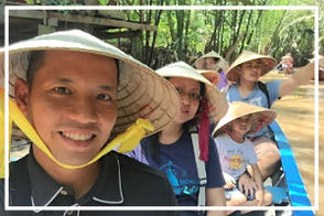 Mekong Delta tour My Tho