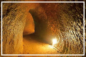 Cu Chi tunnel tour
