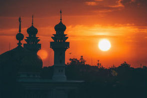 Mosques in Ho Chi minh