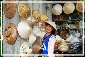 Shopping tour Hanoi