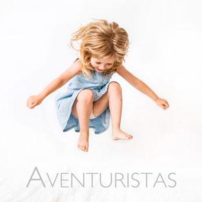 fotografia de niños y familias en barcelona