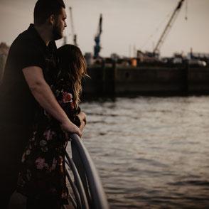 Rova FineArt Wedding Photography - Hochzeitsfotografie Hamburg - Elbphilharmonie