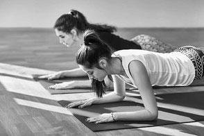 Pilates & Yoga, Kursinhalt, Bodytime Aarau und Rombach