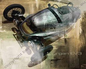 Morgan EV3 Modern Times