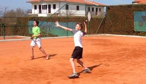 Unser Ziel ist es, die Freude am Tennis zu übermitteln