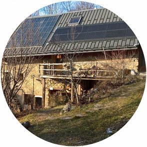 A la cime du rucher, chambres et table d'hôtes Savoie Maurienne. Proche des stations de ski d'Albiez Montrond, Saint Sorlin d'Arves, Saint jean d'Arves, le Corbier, la toussuire, les Sybelles.