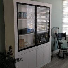 meubels op maat laten maken zodat u zelf de precieze maatvoering en alle details bepaald.
