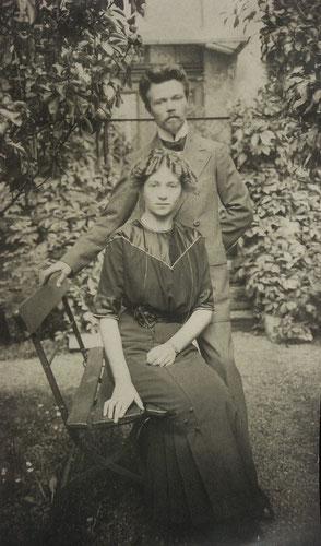 Guido mit Ehefrau Barbara