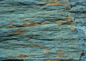 Beispiel 3 für fossile und mineralische Einlagerungen