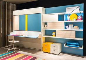 Шкаф-Кровать-Стол, уникальная модель