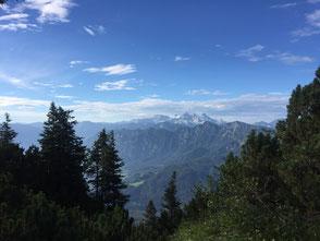 Geführte Wanderungen, Dachstein, Wanderführer, Salzkammergut, Bad Goisern, Sonne, Blauer Himmel, Hike & Nature