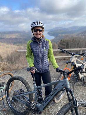 Sara Morell Gesellschafter Harzer E-Bike Verleih