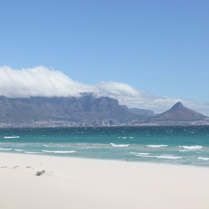 Cape Town from Blouwberg