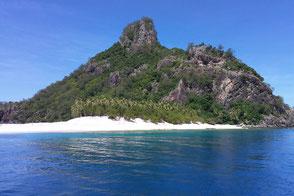 Monuriki Island Fiji - Equatours