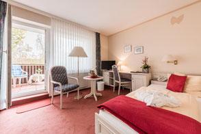 Einzelzimmer Hotel Ilmenautal Bad Bevensen