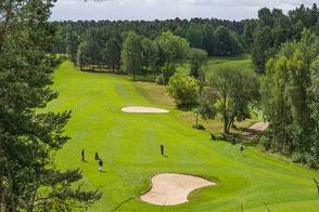 Golfclub Celle Golf Arrangement Hotel Ilmenautal Bad Bevensen