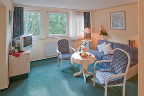 Suite im Hotel Ilmenautal Bad Bevensen