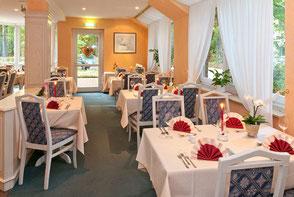 Restaurant im Hotel Ilmenautal Bad Bevensen