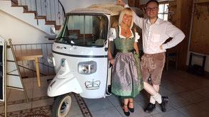 Hochzeitsband Rosenheim - Bayern Pop Duo