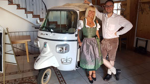 Hochzeitsband Eching - Bianca & Cristian