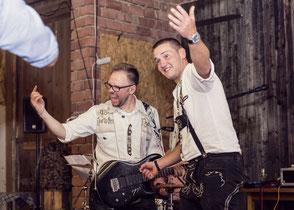 Hochzeitsband, Partyband Aystetten - Brautverzug
