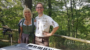 Hochzeitsband Marktoberdorf - Musik für Trauung