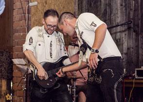 Hochzeitsband Nandlstadt - Rock