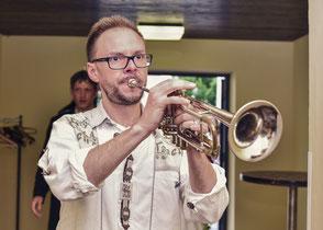 Hochzeitsband, Partyband Aystetten - Marschmusik