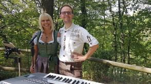 Hochzeitsband Bayern - Musik für Trauung