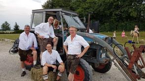 Hochzeitsband Bayern - Die Band
